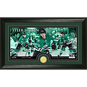 Highland Mint Dallas Stars Tyler Seguin Panoramic Photo and Commemorative Coin Mint