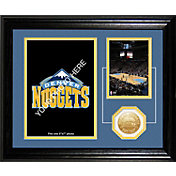 The Highland Mint Denver Nuggets Desktop Photo Mint