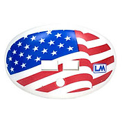 Loud Mouth Guards USA Flag Lip Protector Mouthguard