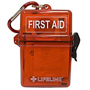 Lifeline First Aid Weather-Resistant First Aid Kit