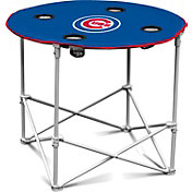 Chicago Cubs Portable Round Table