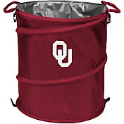Oklahoma Sooners Cyclones Trash Can Cooler