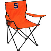 Syracuse Orange Team-Colored Canvas Chair