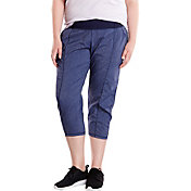 lucy Women's Plus Size Get Going Capris