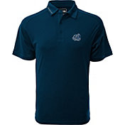 Levelwear Men's Old Dominion Monarchs Blue Tactical Polo