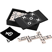 Mainstreet Classics Domino and Tic-Tac-Toe Set