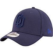 New Era Men's San Diego Padres 39Thirty Tone Tech Navy Stretch Fit Hat