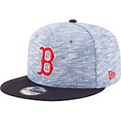 New Era Men's Boston Red Sox 9Fifty Terry Fresh Adjustable Hat