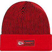 New Era Men's Kansas City Chiefs Sideline 2016 Tech Knit Hat