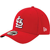 New Era Youth St. Louis Cardinals 39Thirty Classic Red Stretch Fit Hat