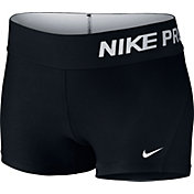 Nike Girls' 3'' Pro Cool Shorts