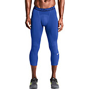 Nike Men's Pro Cool 3/4 Length Compression Tights