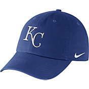 Nike Men's Kansas City Royals Dri-FIT Royal Heritage 86 Stadium Adjustable Hat