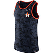 Nike Men's Houston Astros Dri-Blend Premium Navy Tank Top