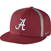 Nike Men's Alabama Crimson Tide Crimson Champ Drive True Snapback Hat