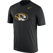 Nike Men's Missouri Tigers Black Logo Dry Legend T-Shirt