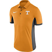 Nike Men's Tennessee Volunteers Tennessee Orange Evergreen Performance Polo