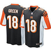 Nike Men's Home Game Jersey Cincinnati Bengals A.J. Green #18