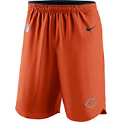 Nike Men's Chicago Bears Sideline 2017 Vapor Orange Shorts