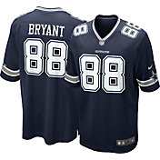 Nike Men's Home Game Jersey Dallas Cowboys Dez Bryant #88