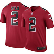 Nike Men's Color Rush Atlanta Falcons Matt Ryan #2 Legend Jersey