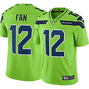 Nike Men's Color Rush 2017 Limited Jersey Seattle Seahawks 12th Fan