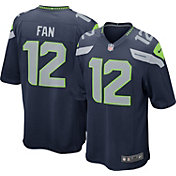Nike Men's Home Game Jersey Seattle Seahawks Fan #12