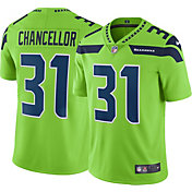 Nike Men's Color Rush Limited Jersey Seattle Seahawks Kam Chancellor #31