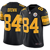 Nike Men's Color Rush 2016 Limited Jersey Pittsburgh Steelers Antonio Brown #84
