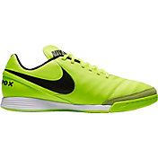 Nike Tiempo Geino II Leather Indoor Soccer Shoes