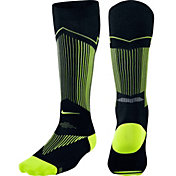 Nike Dri-FIT Elite Compression Knee High Running Socks