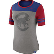 Nike Women's Chicago Cubs Modern Fan Shirt