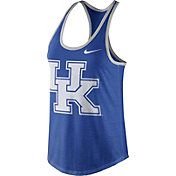 Nike Women's Kentucky Wildcats Blue Dri-Blend Tank Top