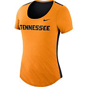 Nike Women's Tennessee Volunteers Tennessee Orange Dri-Blend Scoop Neck T-Shirt