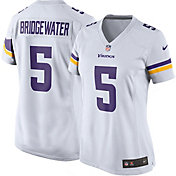 Nike Women's Away Game Jersey Minnesota Vikings Teddy Bridgewater #5