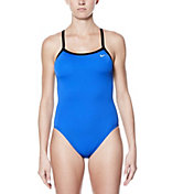 Nike Women's Poly Core Lingerie Tank Swimsuit