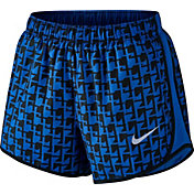 Nike Women's 3'' Dry Tempo Cadence Printed Running Shorts