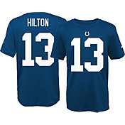 Nike Youth Indianapolis Colts T.Y. Hilton #13 Blue T-Shirt