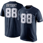 Nike Youth Dallas Cowboys Dez Bryant #88 Navy T-Shirt