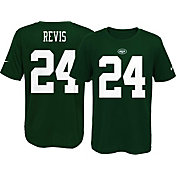 Nike Youth New York Jets Darrelle Revis #24 Green T-Shirt