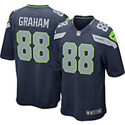 Nike Youth Home Game Jersey Seattle Seahawks Jimmy Graham #88