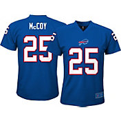 NFL Team Apparel Youth Buffalo Bills LeSean McCoy #25 Blue T-Shirt