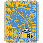 Northwest Denver Nuggets Double Play Blanket