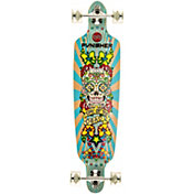 Punisher Skateboards 40' Day of the Dead Longboard