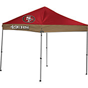 Rawlings San Francisco 49ers 9'x9' Canopy Tent