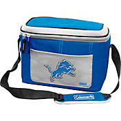 Rawlings Detroit Lions 12-Can Soft-Sided Lunch Box Cooler