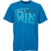 Reebok Boys' All I Do Is Win Graphic T-Shirt