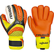 Reusch Adult Pulse Pro M1 Roll Finger Soccer Goalkeeper Gloves