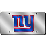 Rico New York Giants Laser Tag License Plate