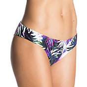 Roxy Women's Caribbean Sunset Surfer Bikini Bottoms
